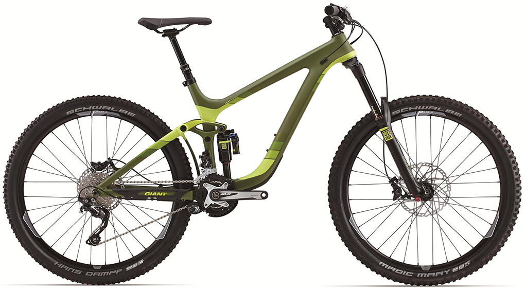 Noah Bodman reviews the Giant Reign Advanced 27.5 1, Blister Gear Review.