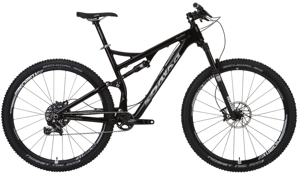 review of the Salsa Horsethief Carbon 1, Blister Gear Review