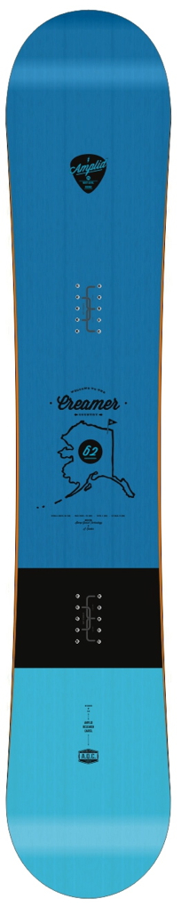 Jed Doane reviews the Amplid Creamer, Blister Gear Review