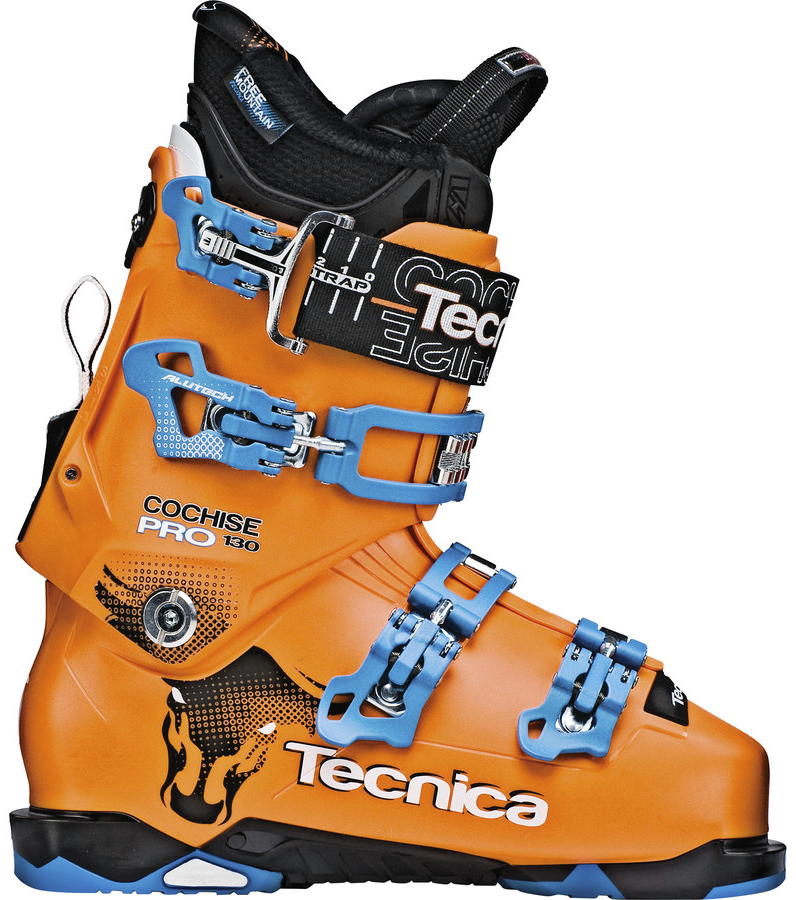 Paul Forward  reviews the Tecnica Cochise 130 Pro, Blister Gear Review