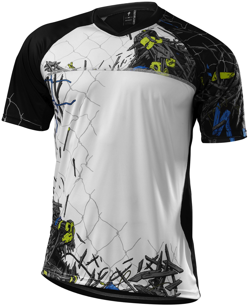 Noah Bodman reviews the Specialized Enduro Comp Jersey, Blister Gear Review