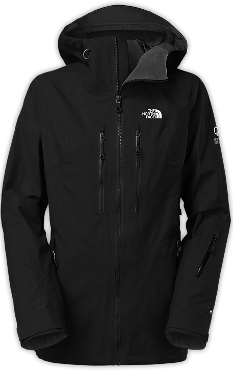 Julia Van Raalte reviews the North Face Free Thinker jacket, Blister Gear Review
