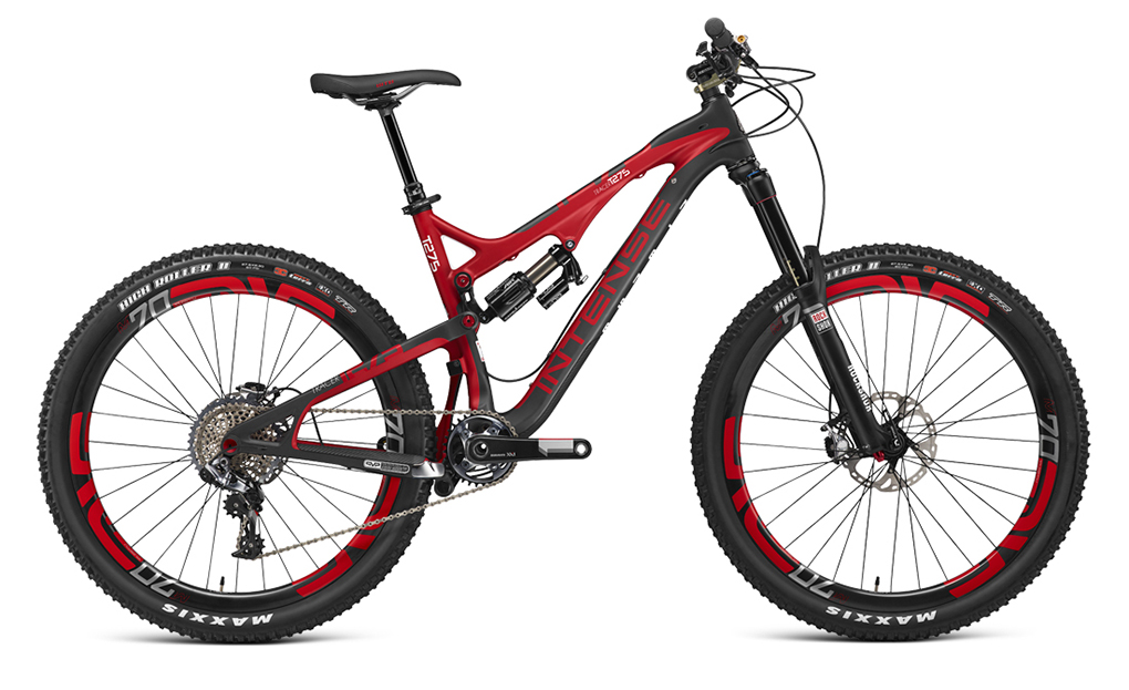Noah Bodman reviews the Intense Tracer 275C, Blister Gear Review.