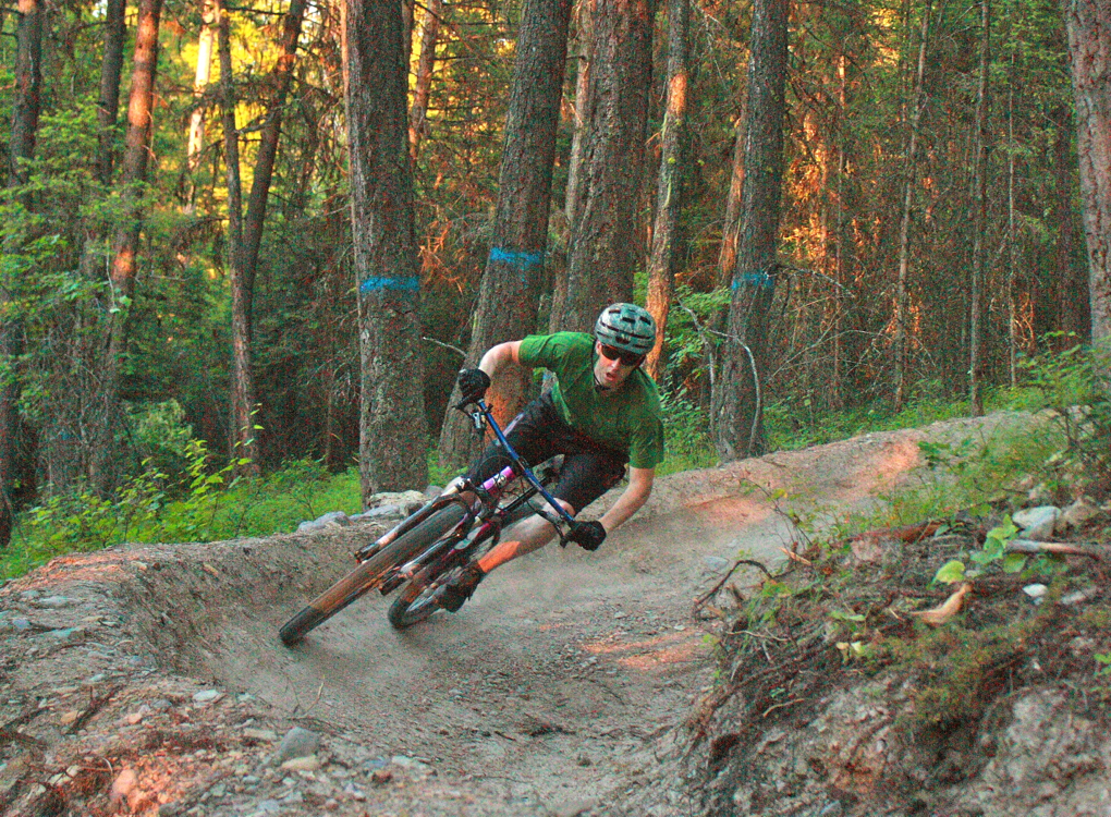 Noah Bodman reviews the WTB Trail Boss Tire, Blister Gear Review