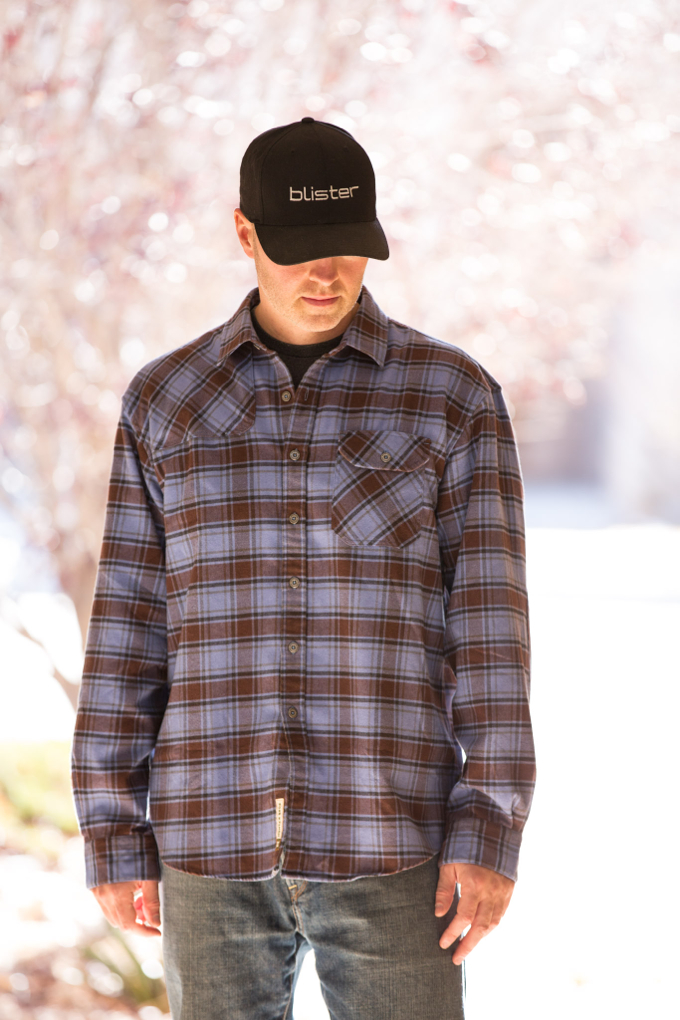 Jonathan Ellsworth reviews the Howler Brothers Harkers Flannel, Blister Gear Review