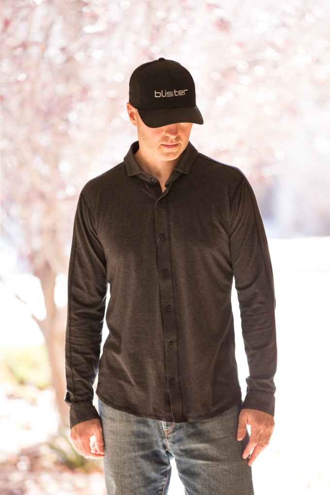 Jonathan Ellsworth reviews the Lulu Lemon Rival Button Up, Blister Gear Review