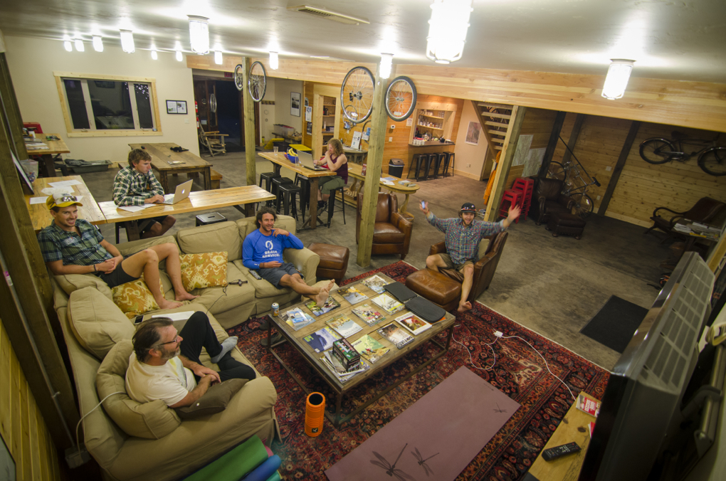 The Whitefish Bike Retreat, Blister Recommended Lodge, Blister Gear Review