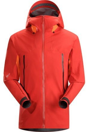 review of the Arc'teryx Lithic Comp Jacket, Blister Gear Review