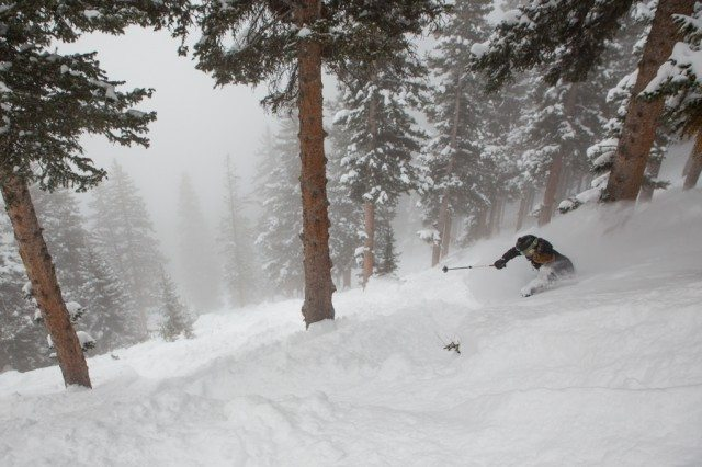 Blister Gear Review at Taos Ski Valley.