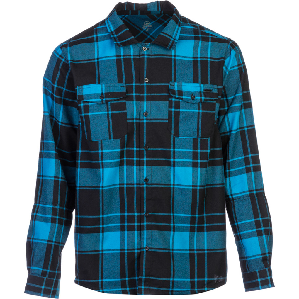 Noah Bodman reviews the Zoic Tradesman Flannel Riding Shirt, Blister Gear Review.