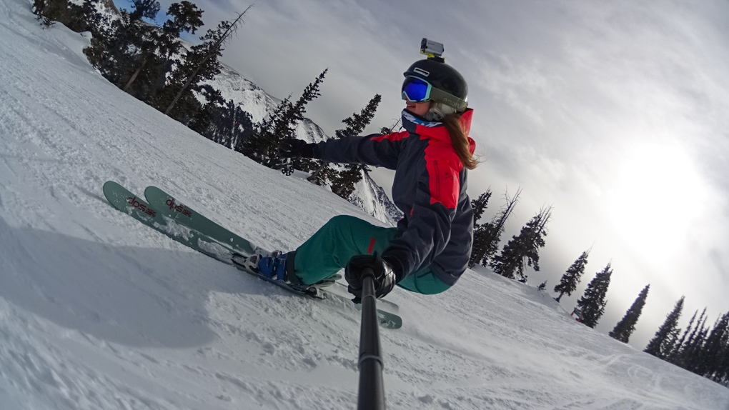 """""""Carver"""" Test at Taos   Blister Gear Review - Skis ..."""