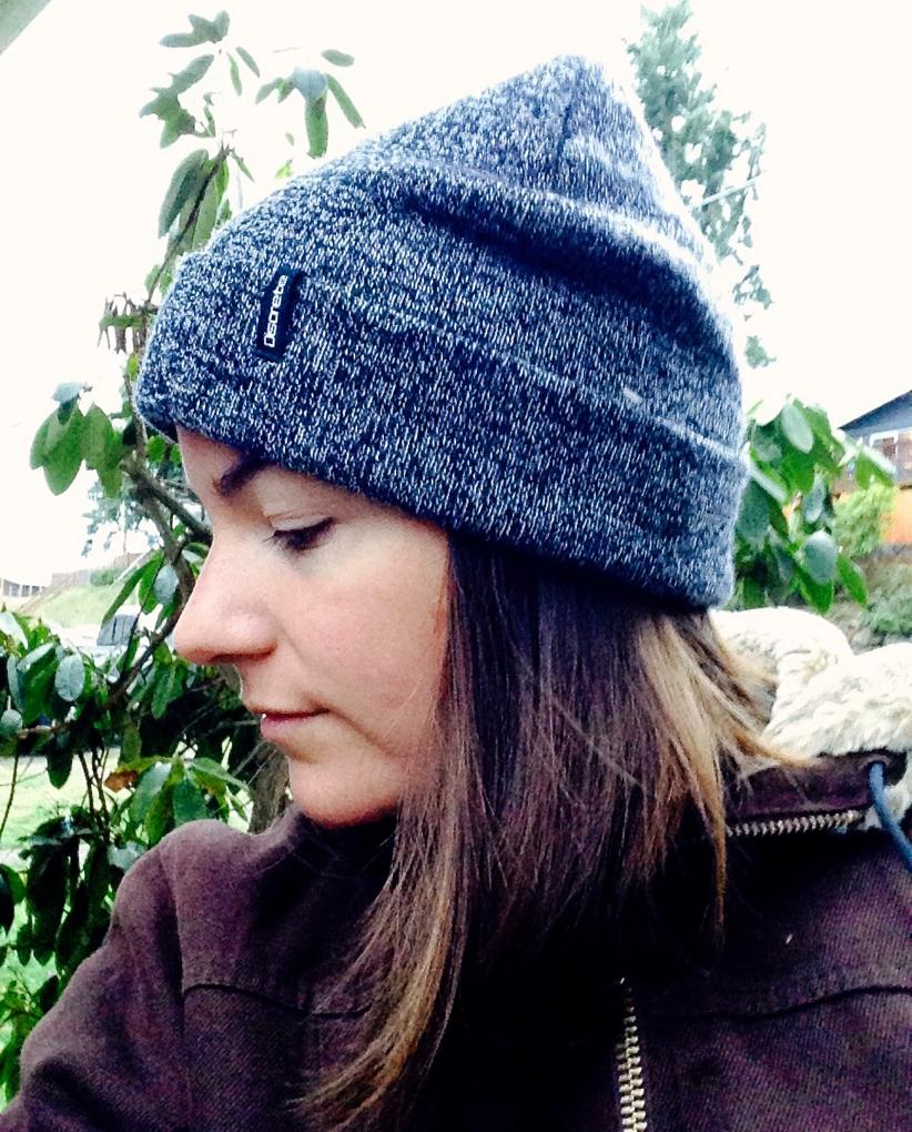 Kate Hourihan reviews the Discrete Vaston Beanie, Blister Gear Review