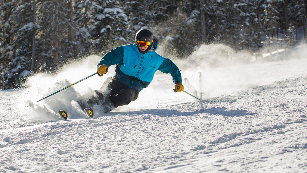 Will Brown reviews the Ski Logik Front Burner, Blister Gear Review.