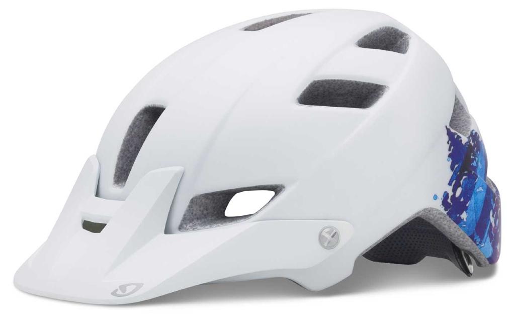 Stella Selden reviews the Giro Feather Helmet, Blister Gear Review