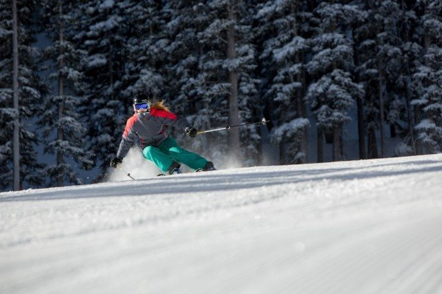 Blister Gear Review at Taos Ski Valley