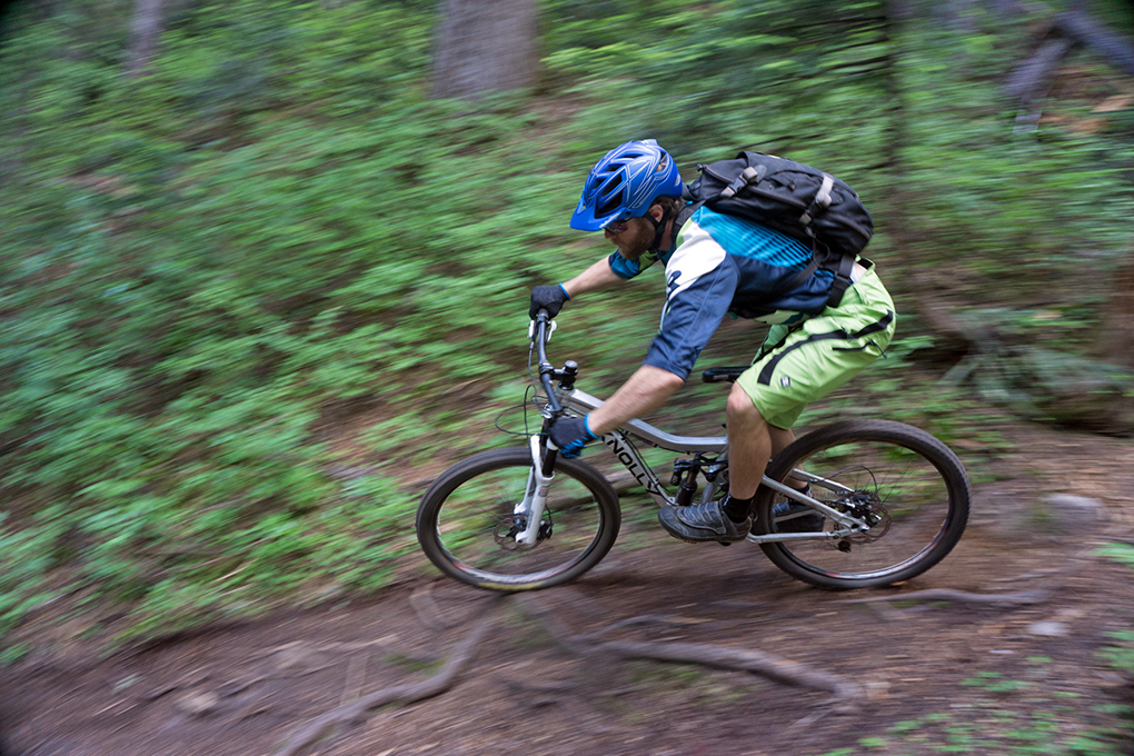 Eric Melson Reviews the Knolly Warden, Blister Gear Review.