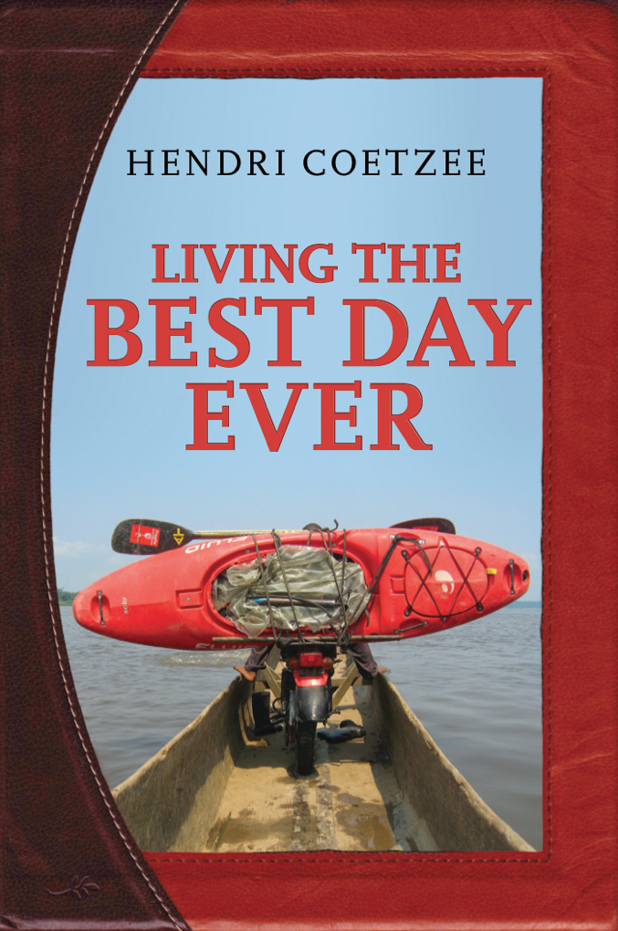 Living the Best Day Ever, Book review by David Spiegel, Blister Gear Review