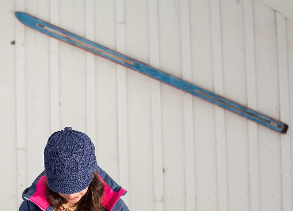 Lydia Stern reviews the Pistil Jax Hat, Blister Gear Review