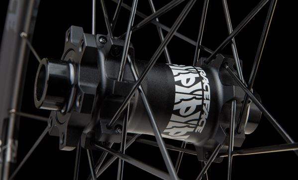 Eric Melson reviews the Race Face Turbine Wheelset, Blister Gear Review
