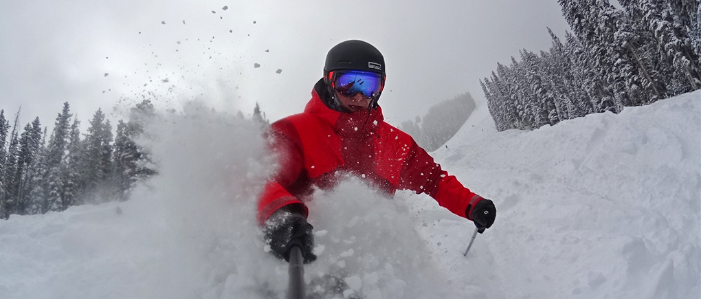 Will Brown reviews the Arc'teryx Stikine Jacket, Blister Gear Review.