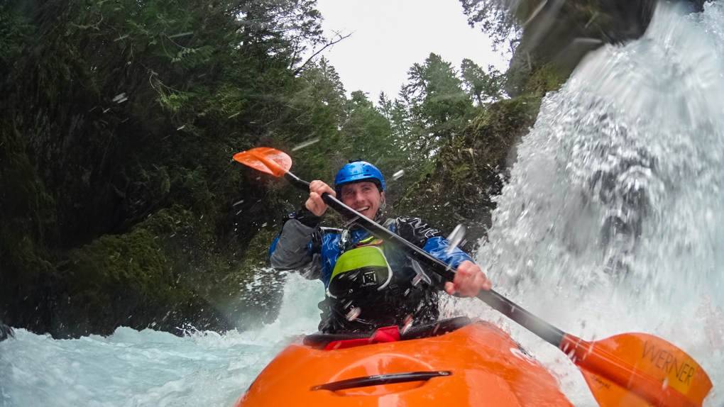 Werner Paddles Interview, Blister Gear Review.