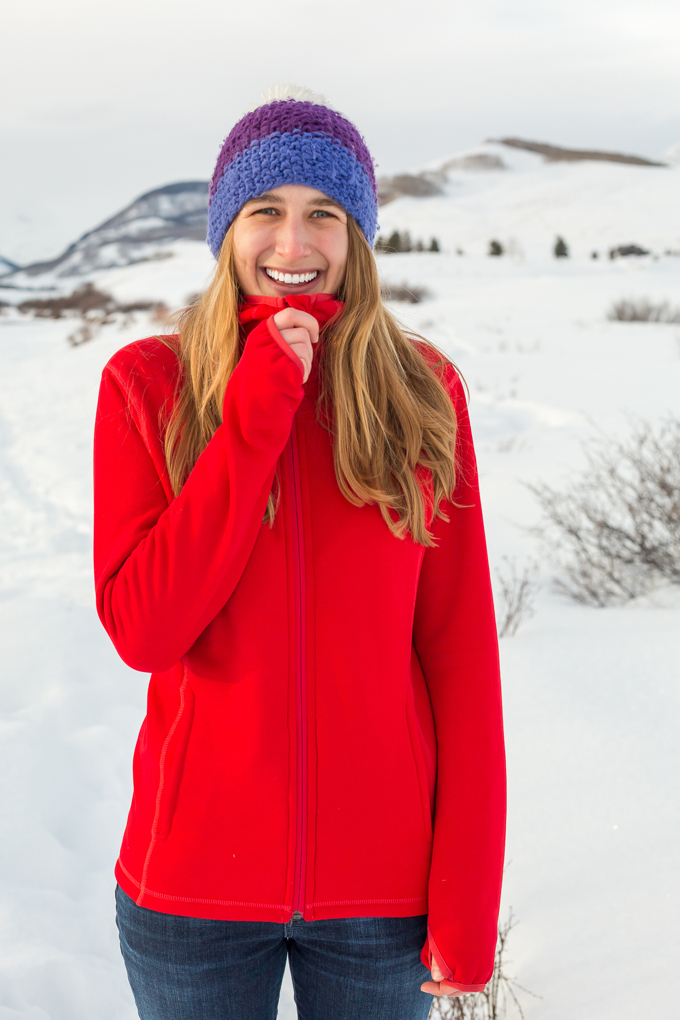 Julia Van Raalte reviews the Fjallraven Abisko Hoodie, Blister Gear Review
