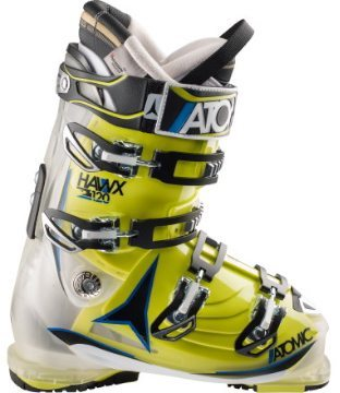 Jonathan Ellsworth reviews the Atomic Hawx 2.0 120 for Blister Gear Review