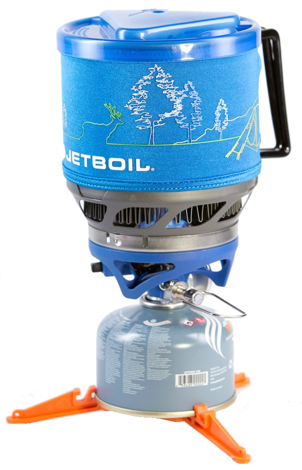 Dave Alie reviews the Jetboil MiniMo, Blister Gear Review