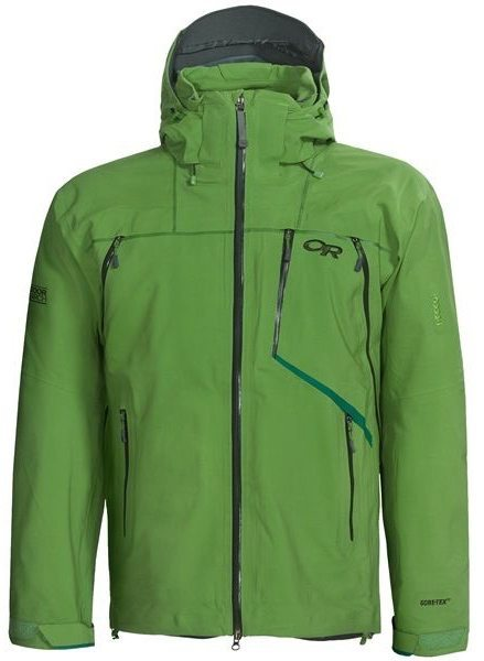 Paul Forward reviews the Outdoor Research Vanguard Jacket, Blister Gear Review
