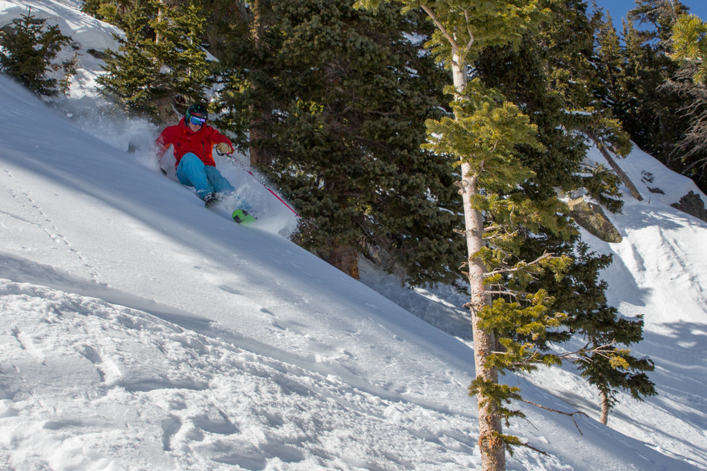 Blister SIA Trip, 2016 skis, Taos Ski Valley