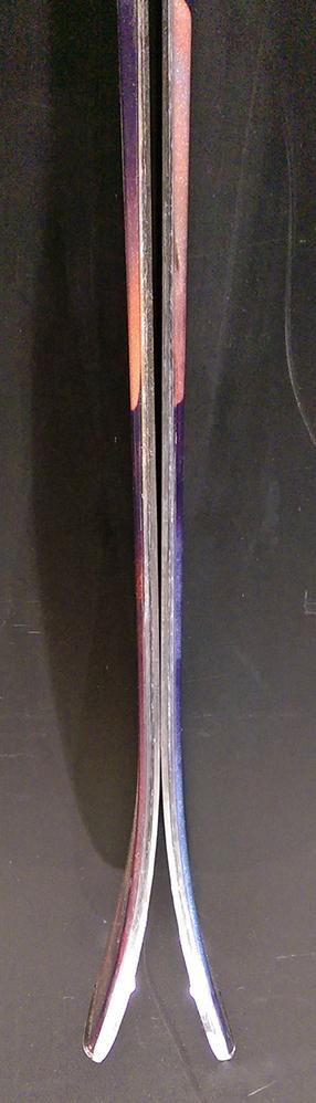 Armada Ivictus 95 Ti - Tail Profile