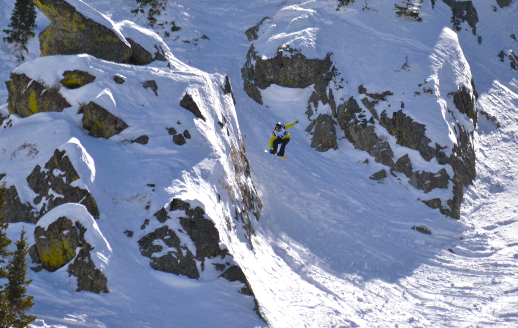 Colin Boyd, Taos Freeride Comp, Blister Gear Review