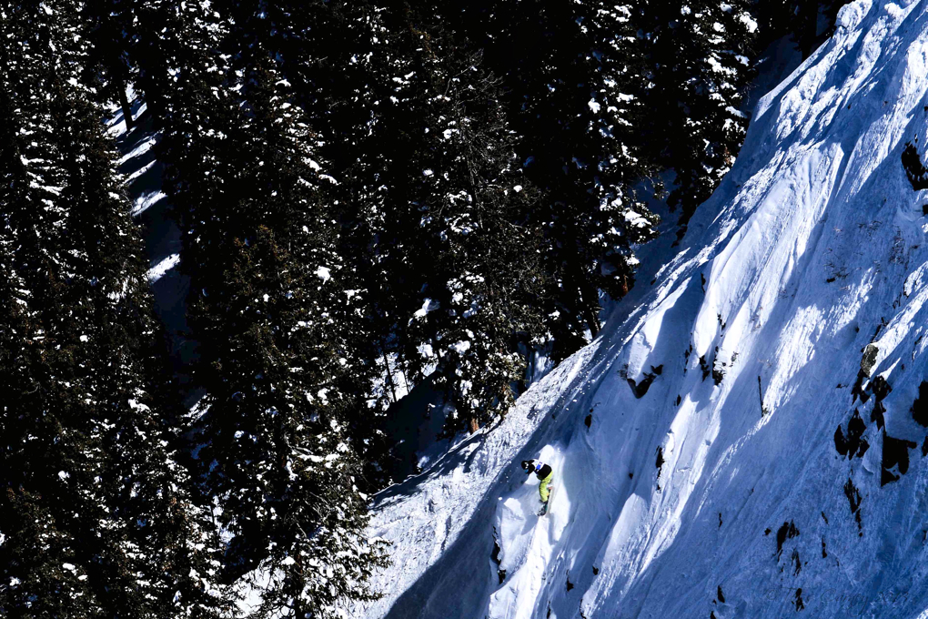 Colin Body, Taos Freeride Comp, Blister Gear Review