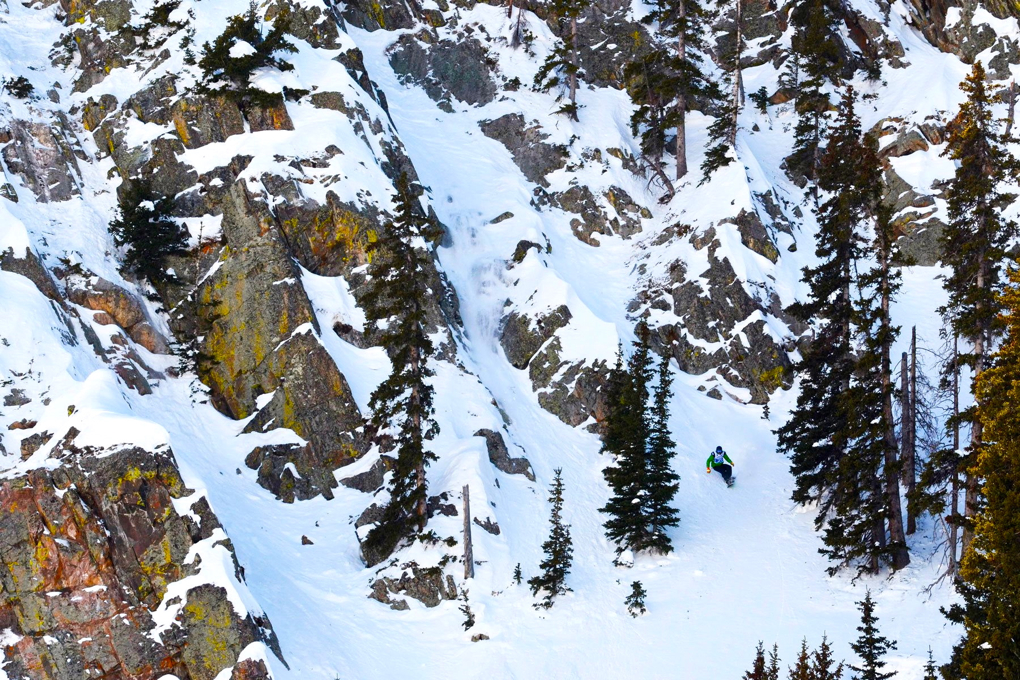 Justin Bobb, Taos Freeride Comp, Blister Gear Review