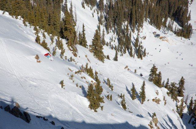 Blister SIA Trip, 2016 skis, Taos Ski Valley