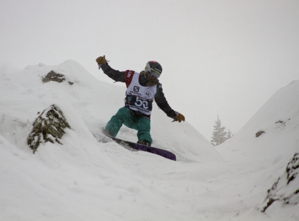 Christina Bruno, snowboard reviewer for Blister Gear Review