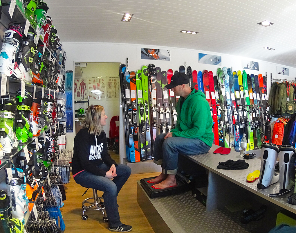 Gnomes Alpine Sports, Blister Gear Review.
