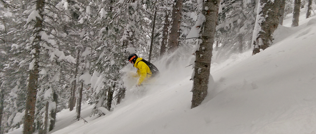 Will Brown on the Line Magnum Opus, Wild West, Taos Ski Valley.