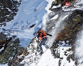 Swatch Freeride World Tour Fieberbrunn Kitzbüheler-Alpen by The North Face 2015 - www.freerideworldtour.com