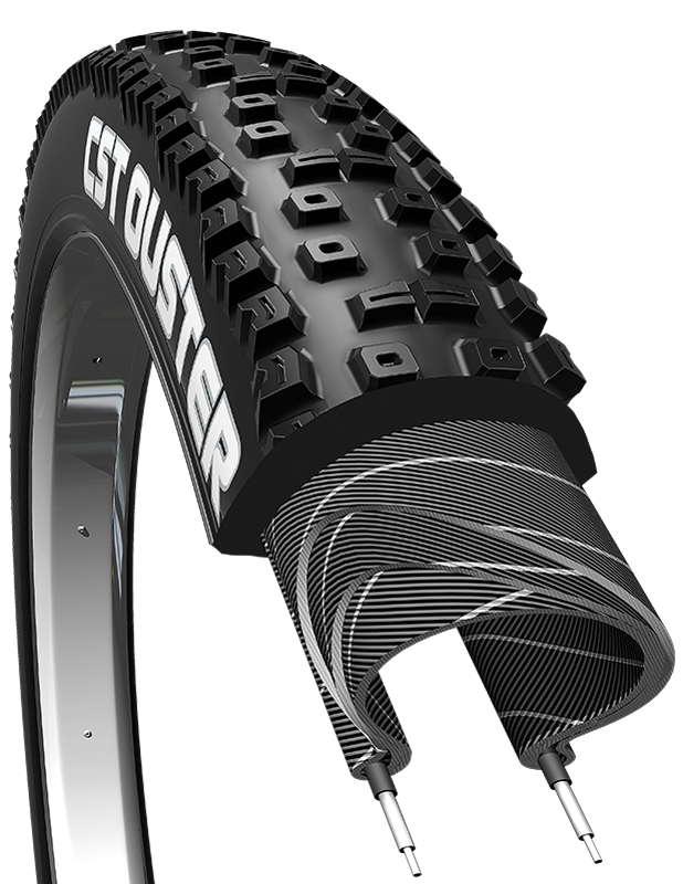 Noah Bodman reviews the CST Ouster tire for Blister Gear Review