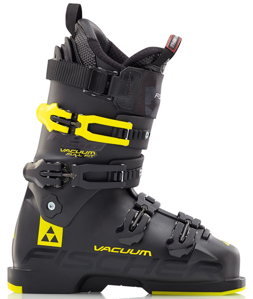 Jonathan Ellsworth reviews the Fischer RC4 130 Vacuum boot for Blister Gear Review