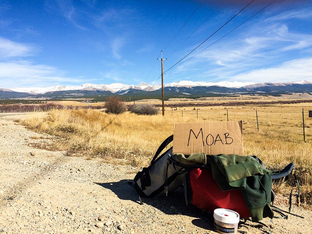 Matt Zia and Hanna Trim Indian Creek Trip Report