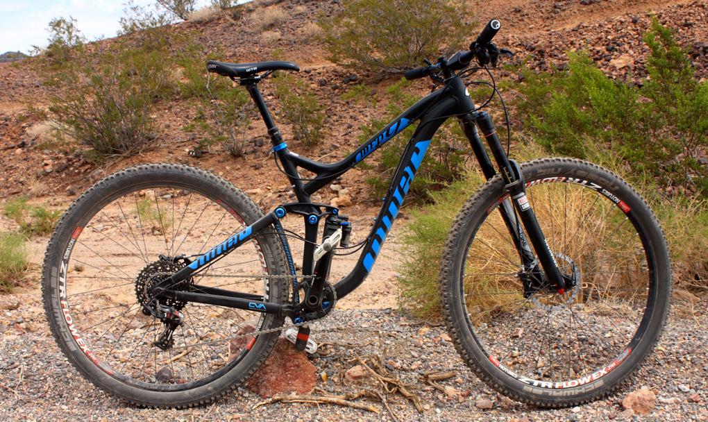 Tom Collier reviews the Niner WFO 9 for Blister Gear Review