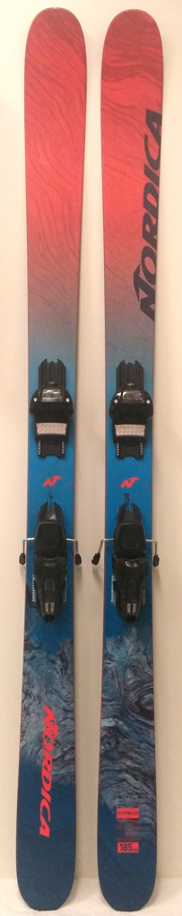 Jonathan Ellsworth reviews the Nordica Enforcer for Blister Gear Review