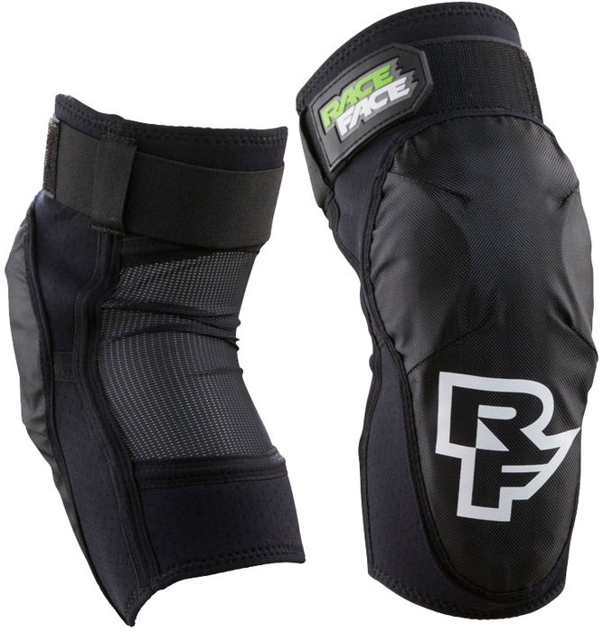 Tom Collier reviews the Race Face Ambush knee pads, Blister Gear Review