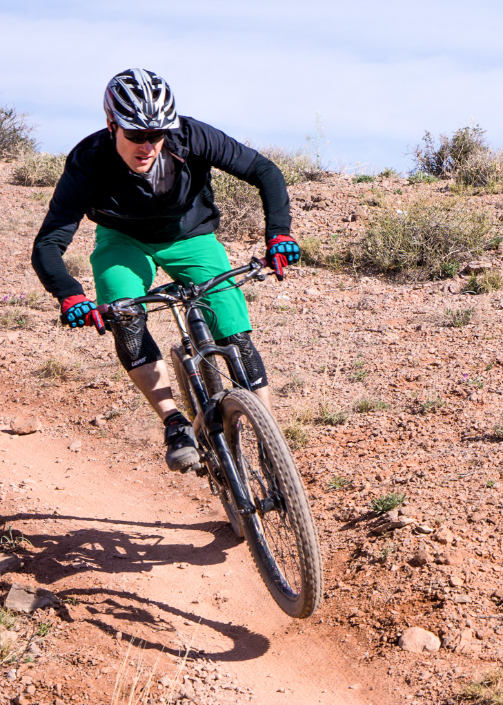Thomas Collier reviews the Race Face Next SL, Blister Gear Review.