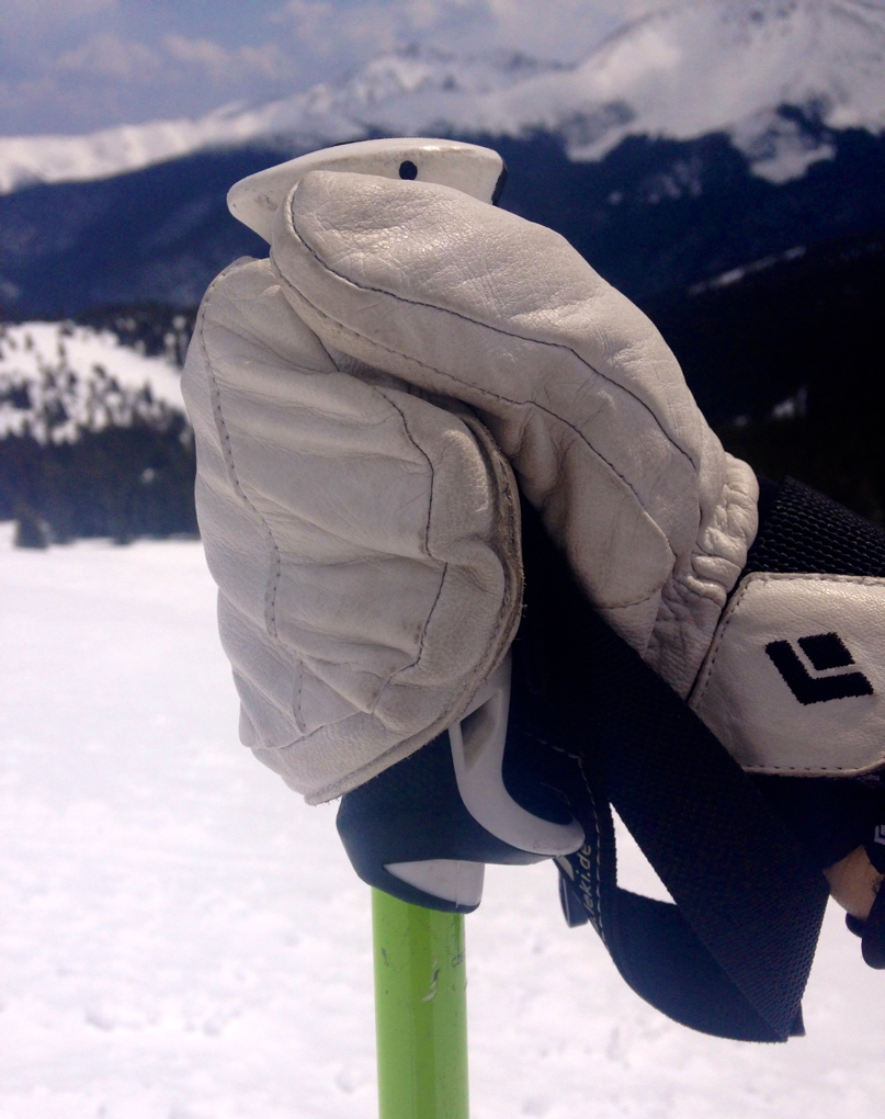Morgan Sweeney reviews the Black Diamond Spark Mitt, Blister Gear Review
