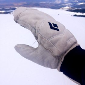 Black Diamond Spark Mitt Thumb