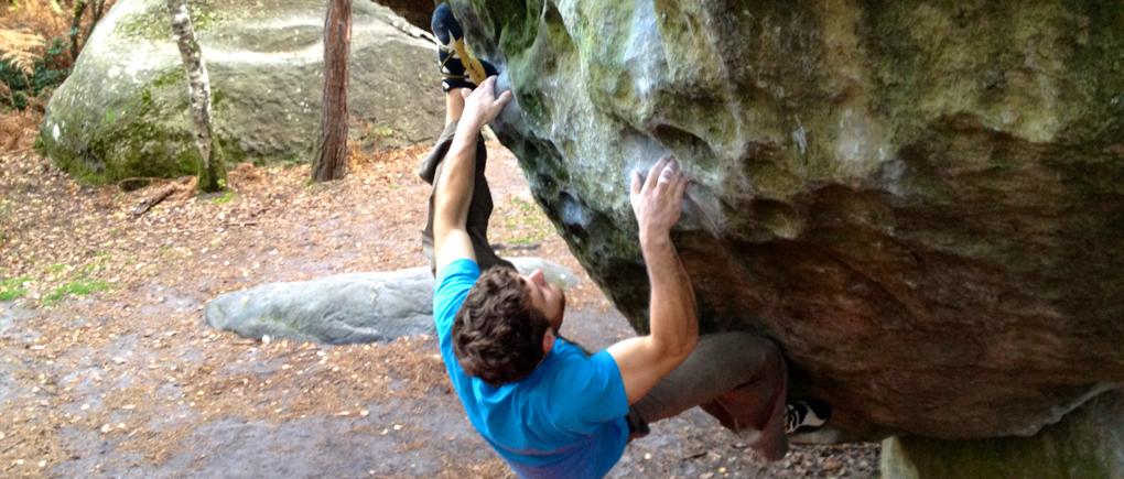 Matt Pincus reviews the La Sportiva Solution, Blister Gear Review