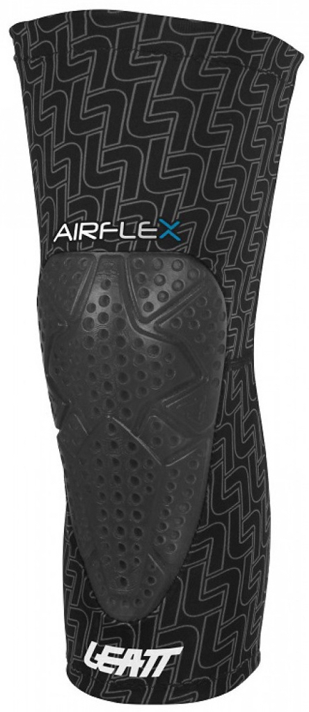 Tom Collier reviews the Leatt 3FD Airflex Knee and Elbow Guards, Blister Gear Review